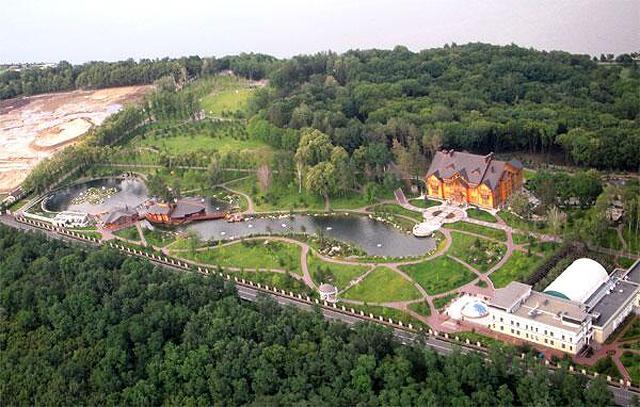 Rezydencja Janukowycza