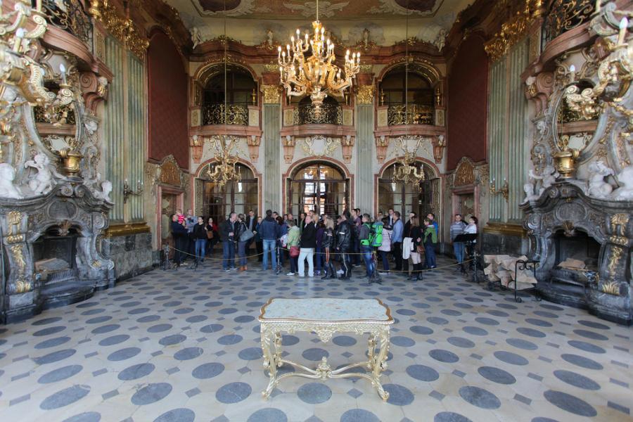 Tajemniczy i piękny zamek Książ