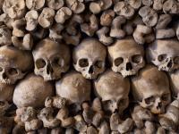 """Niezwykła kaplica czaszek w Czermnej. """"Żywym ku przestrodze..."""" [ZDJĘCIA]"""