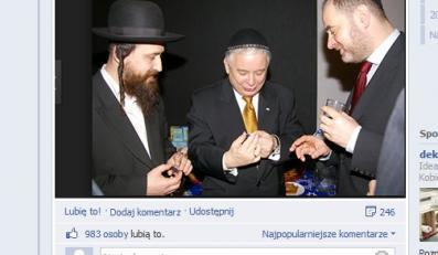 Wpis Korwin-Mikkego na Facebooku