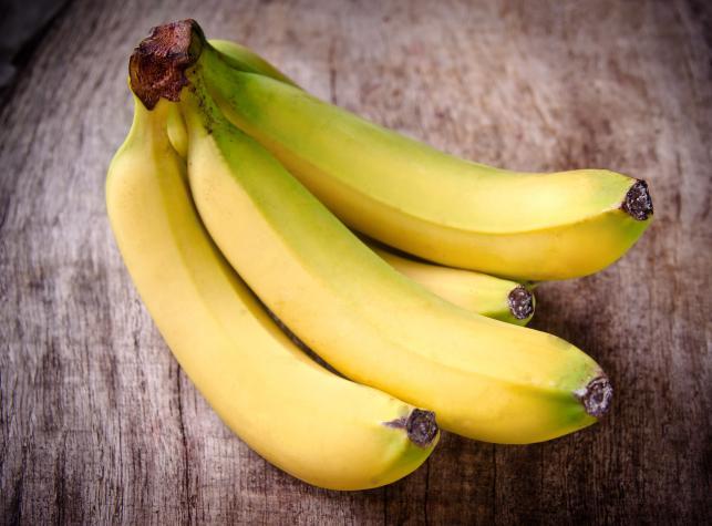 Banany już dla niemowląt