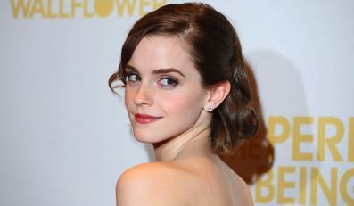 Emma Watson: Dzieciakom dorastającym w świetle jupiterów trudniej odróżnić fikcję od rzeczywistości