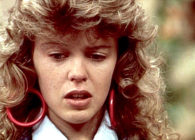 """Kylie Minogue w serialu """"Sąsiedzi"""" (""""Neighbours"""")"""
