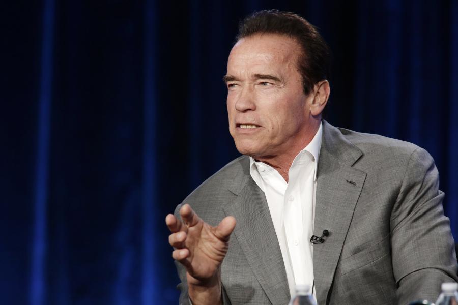 Arnold Schwarzenegger: Nowy \