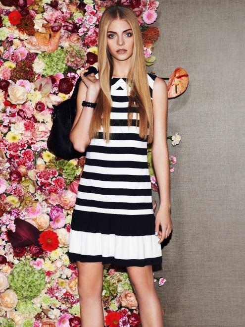 fcd8fb1e56 Kobieca elegancja  kolekcja Taranko wiosna lato 2014 - Zdjęcie 6 ...