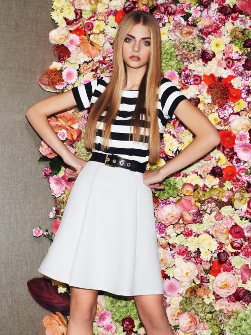 f2d9967ea2 Kobieca elegancja  kolekcja Taranko wiosna lato 2014 - Zdjęcie 10 ...