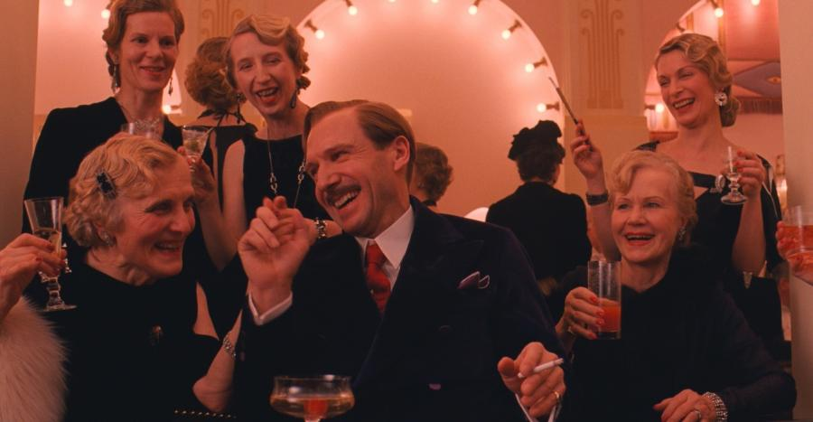 Ralph Fiennes: \
