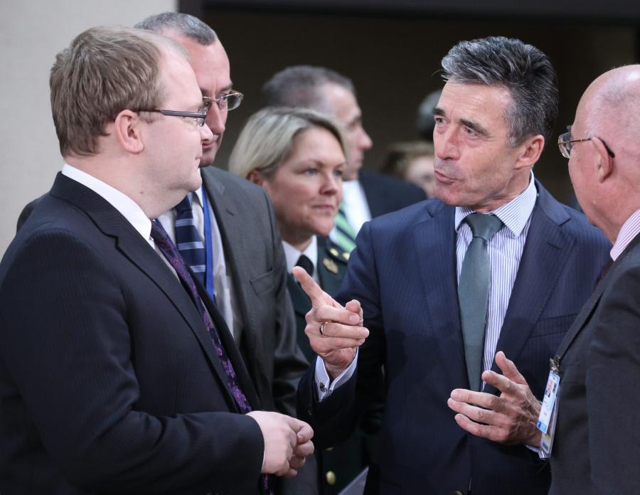 Spotkanie ministrów państw NATO