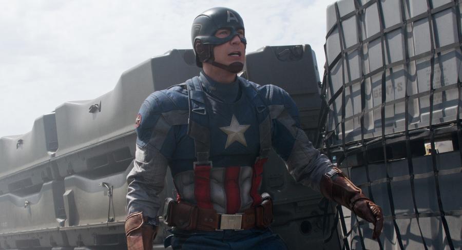 Kapitan Ameryka wciąż na czele Ameryki