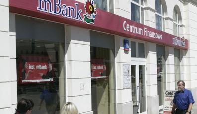 Internauci przestali lubić mBank