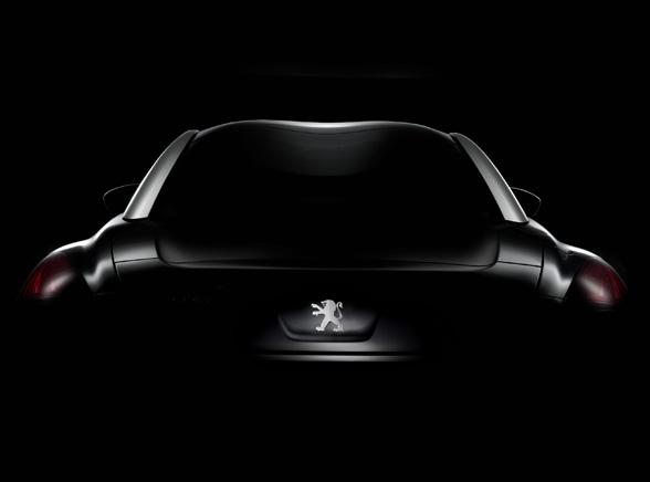 RCZ - Peugeot jakiego jeszcze nie było