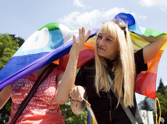 Geje i lesbijki ruszą dziś na Sejm