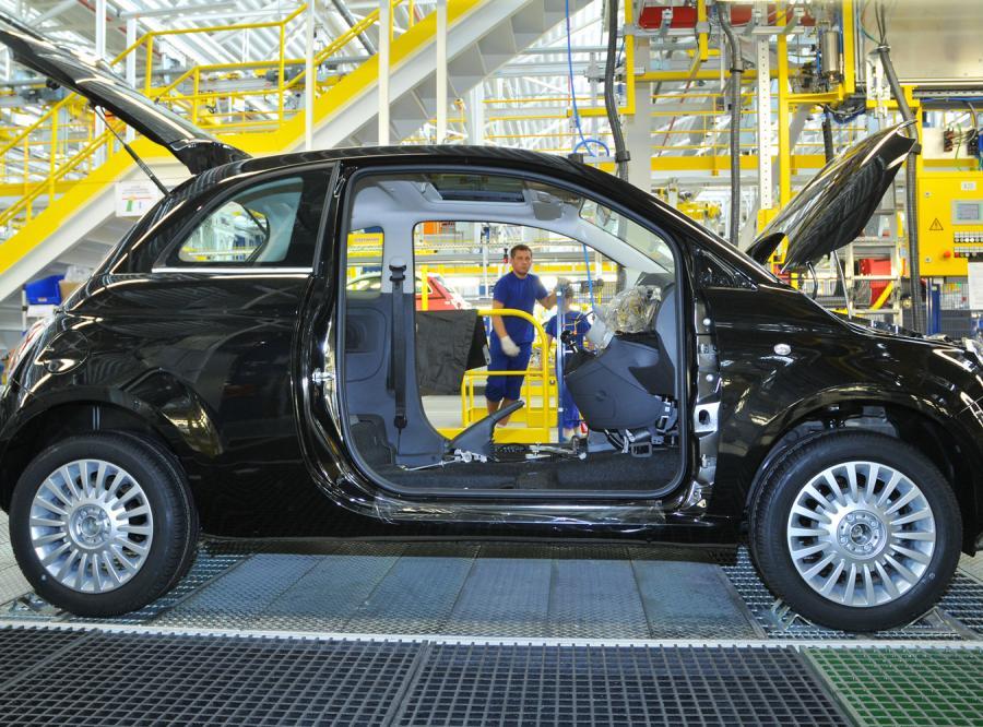 Samochody z Polski jadą w świat