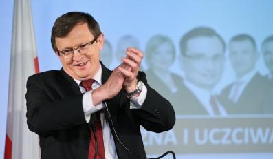 Eurodeputowany Tadeusz Cymański