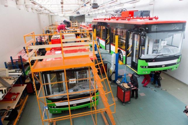Ursus wyprodukuje autobus na prąd