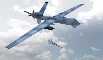 Wojskowy dron