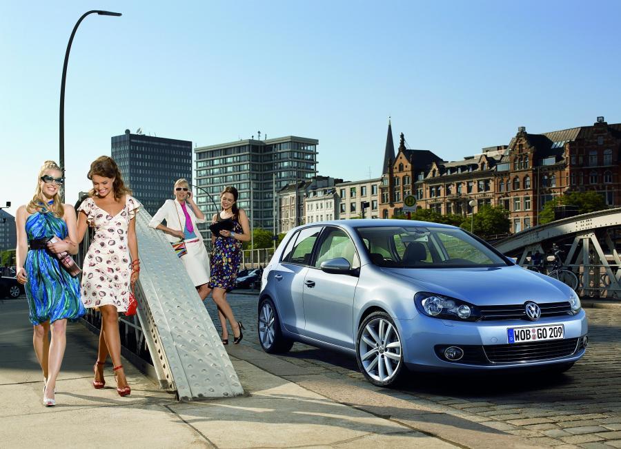 Volkswagen golf szóstej generacji zasłużył na prestiżowy tytuł \