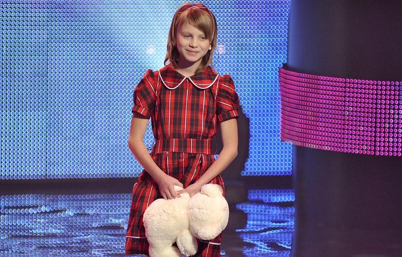 Dziecięce gwiazdy muzyki: Klaudia Kulawik