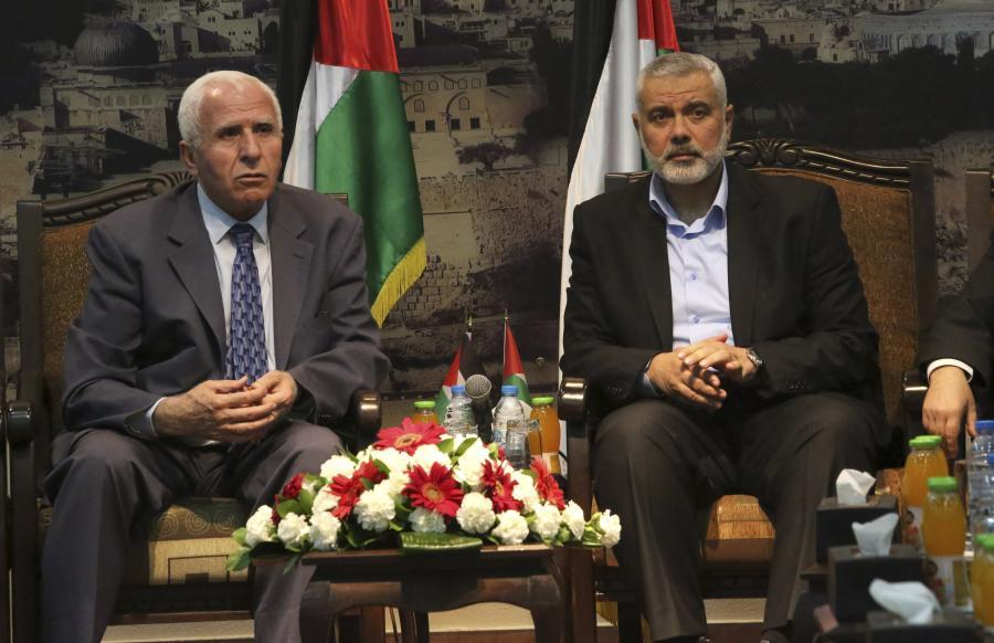 Porozumienie Hamasu i Fatah