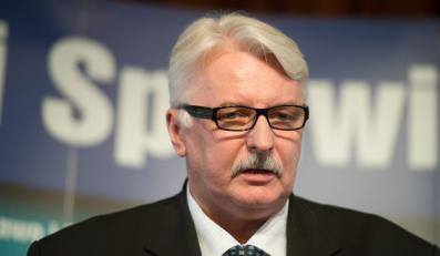 Image result for Witold Waszczykowski