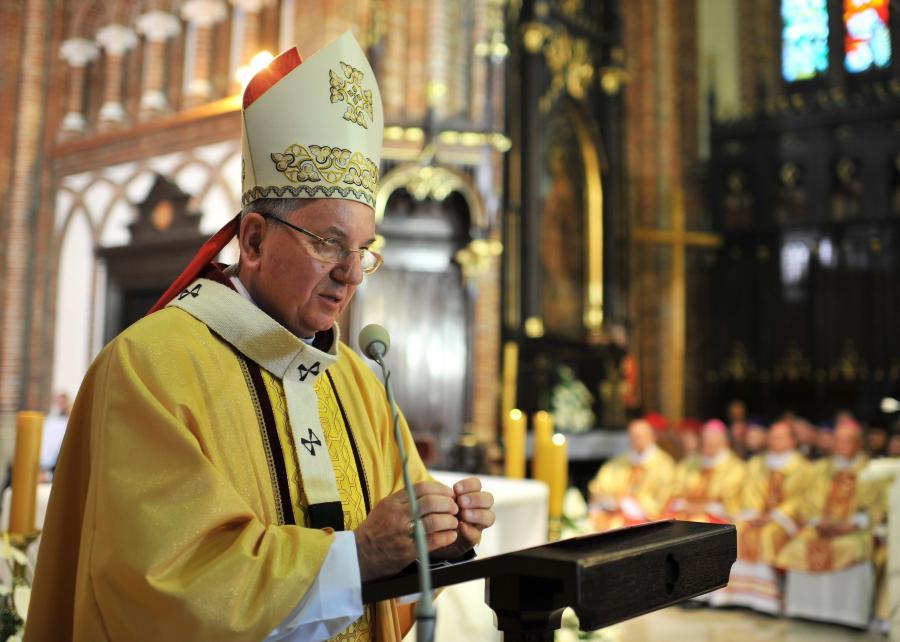 Abp Stanisław Budzik