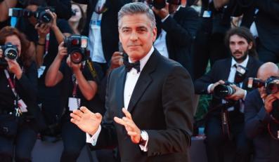 George Clooney świątecznie u Sofii Coppoli