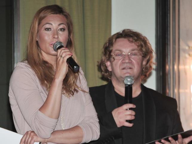 Beata Sadowska i Rafał Królikowski