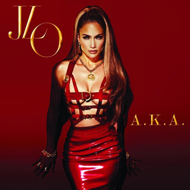 Jennifer Lopez na okładce nowej płyty