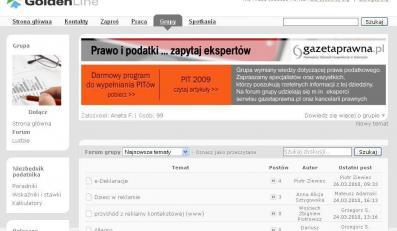 ABC podatków na GoldenLine.pl