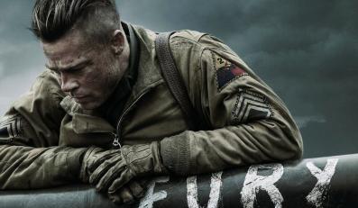 """Brad Pitt walczy w czołgu """"Fury"""""""
