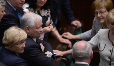 Kaczyński Sejm