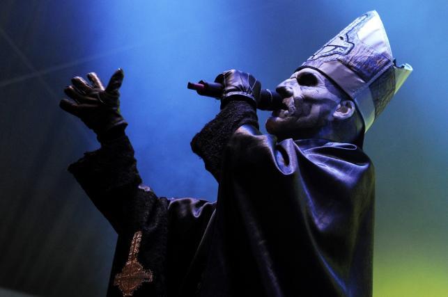 Nergal się wygadał i zdradził Papę Emeritusa II