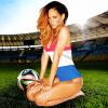 Rihanna – królową kibiców?