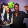 Rihanna i legendarny Pele