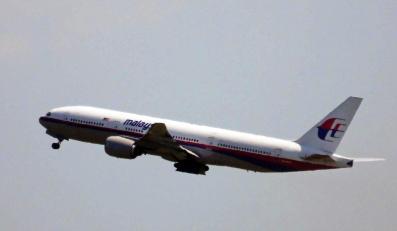 Malezyjski samolot boeing 777