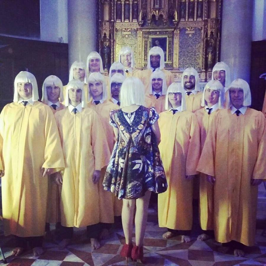 Sia podkreśla, że bardzo ceni sobie anonimowość