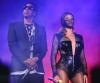 """Beyoncé i Jay Z podczas występu w ramach """"On The Run Tour"""""""