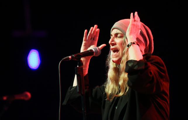 Patti Smith wystąpiła w Warszawie