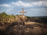 Konflikt na Ukrainie przybiera na sile. ZDJĘCIA