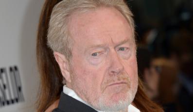 Ridley Scott broni swych wyborów