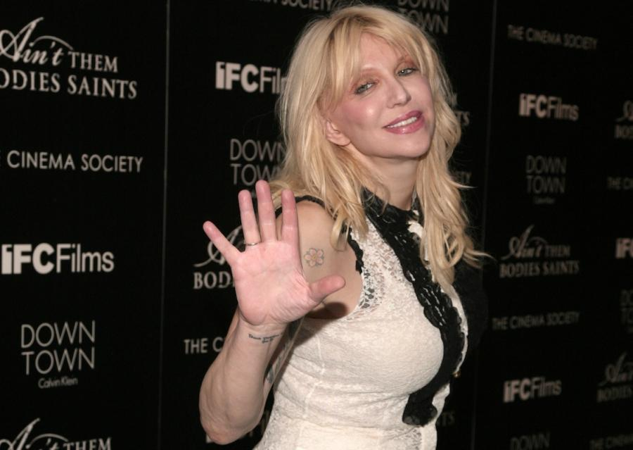 Courtney Love: Na tym etapie życia nie mam wrogów