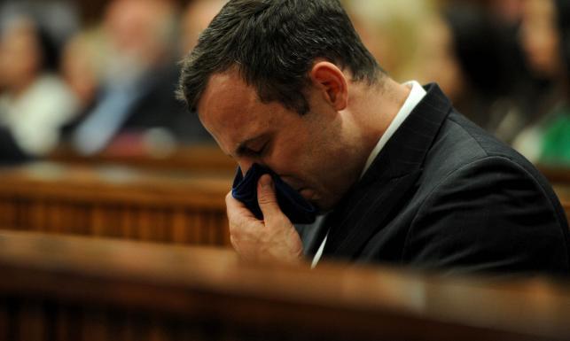 Od bohatera do zera. Wyrok ws. Oscara Pistoriusa. ZDJECIA