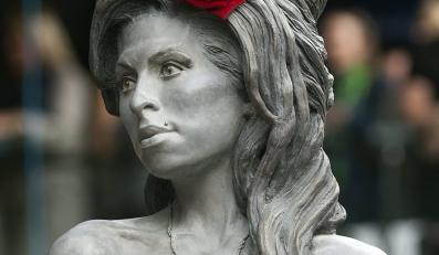 Amy Winehouse ma nowy pomnik w Londynie