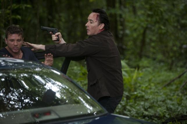"John Cusack i Ryan Phillippe w filmie ""Reclaim"""