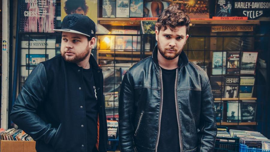 Royal Blood, czyli Mike Kerr (wokal, bas) oraz Ben Thatcher (perkusja)