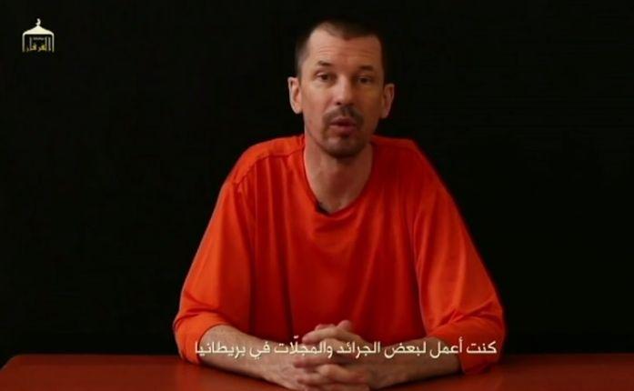 Dżihadystyczne Państwo Islamskie opublikowało wideo z brytyjskim fotoreporterem i dziennikarzem Johnem Cantlie