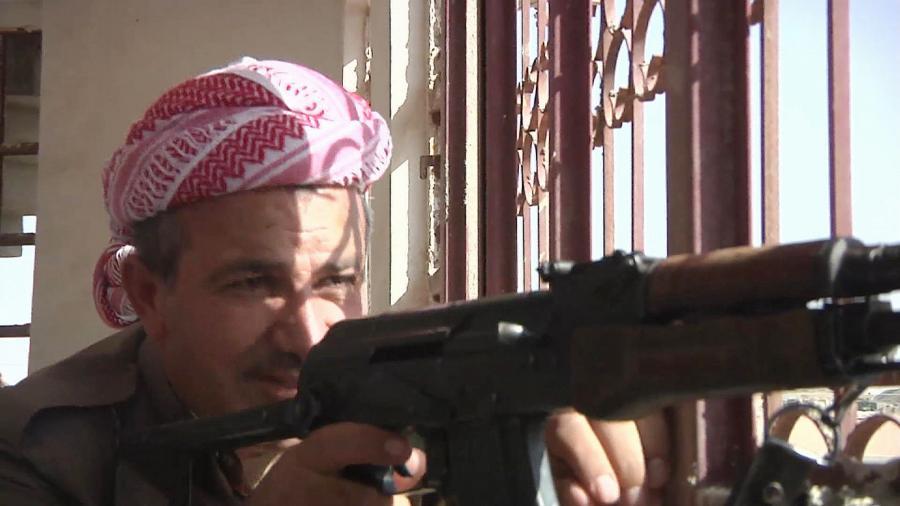 5. Wspólna ofensywa Iraku i Kurdów