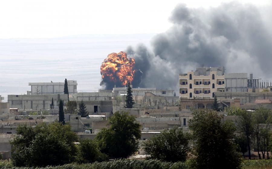 Walki o Kobane