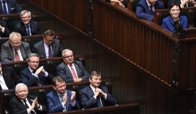 PiS i rząd w Sejmie