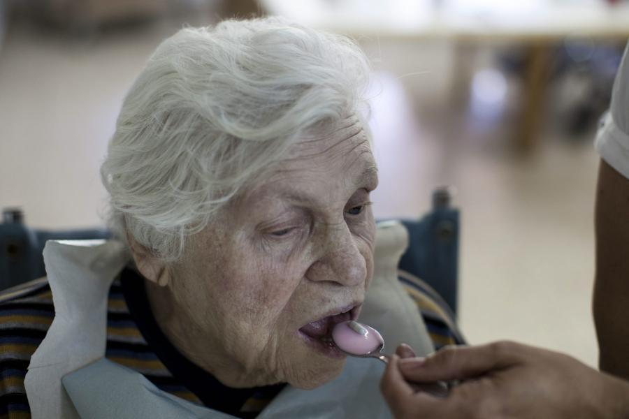 Hannah Rabinowitz, 91-latka z Krakowa, która przeżyła pobyt w Auschwitz-Birkenau